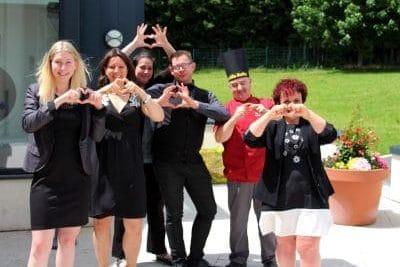 Accompagnement : mariage, banquet ou séminaire en Alsace.