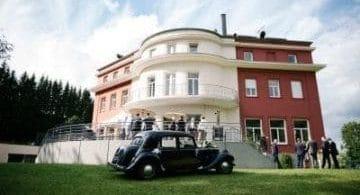 Un lieu magique pour un mariage en Alsace