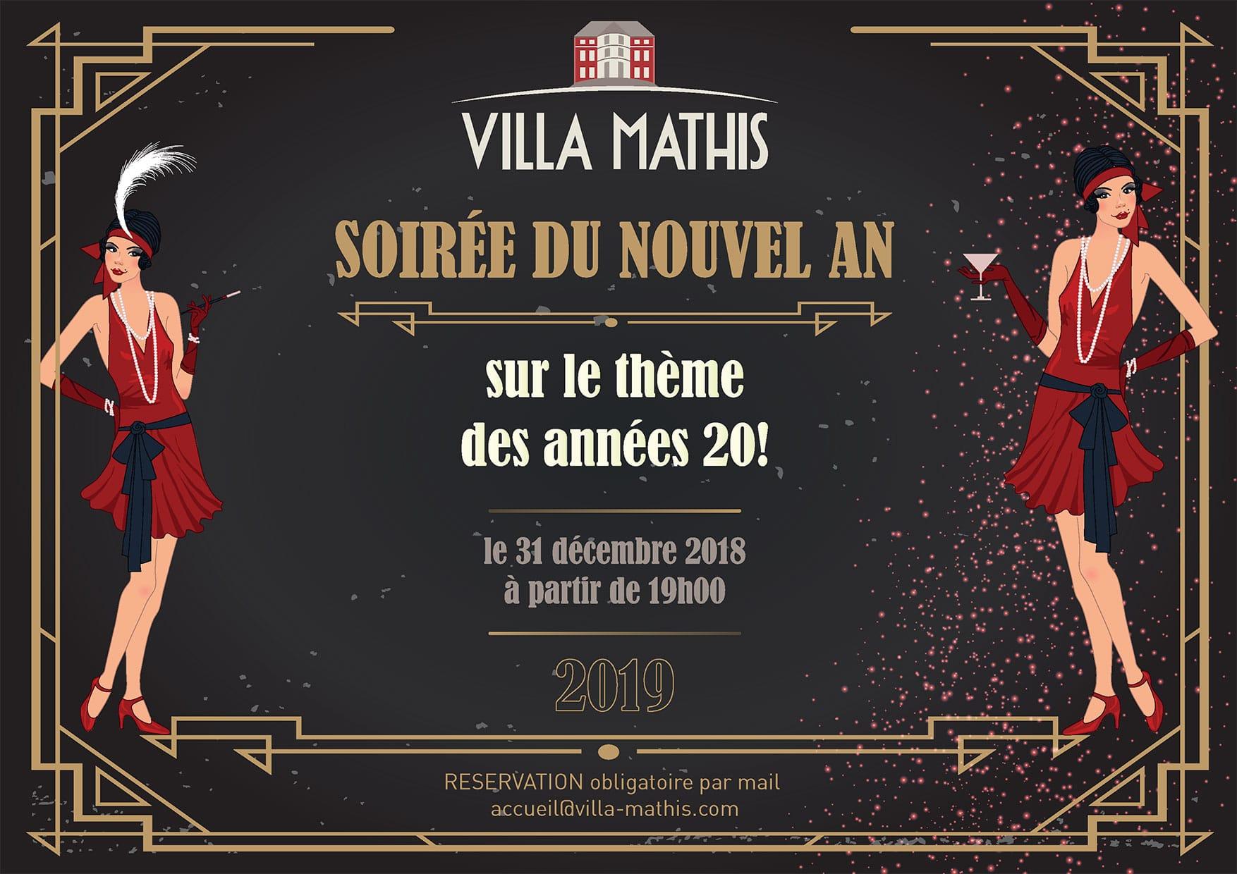 2018/2019 : Nouvel an en Alsace